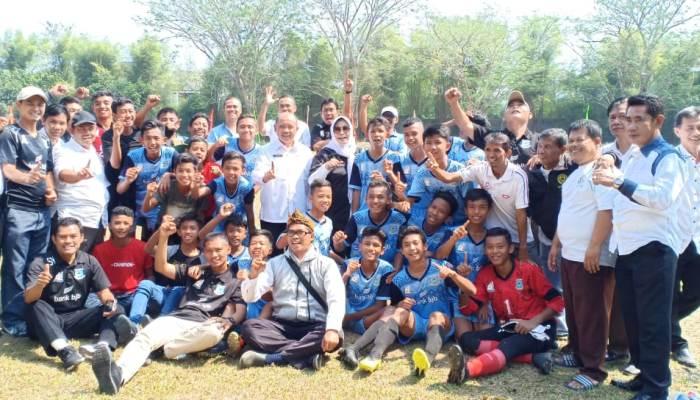 Juara di Banten, Tim GSI Tangsel Maju Tingkat Nasional